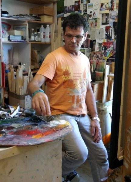 Fernando Ferreira artiste peintre