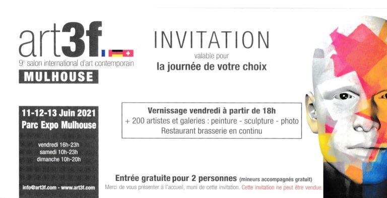 Invitation ART3F